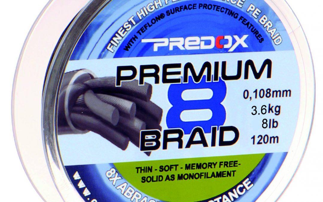 NIEUW! Fusion Premium 8-Braid