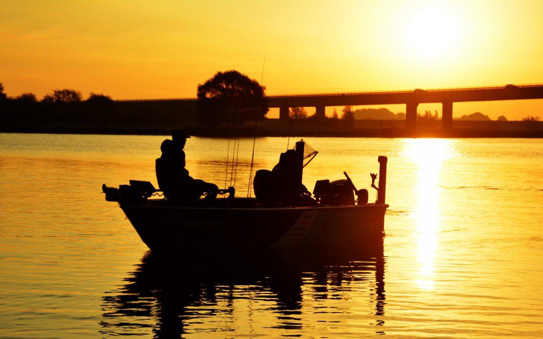 Roofvissen op de Ijsel met Predox en Yair Nauta